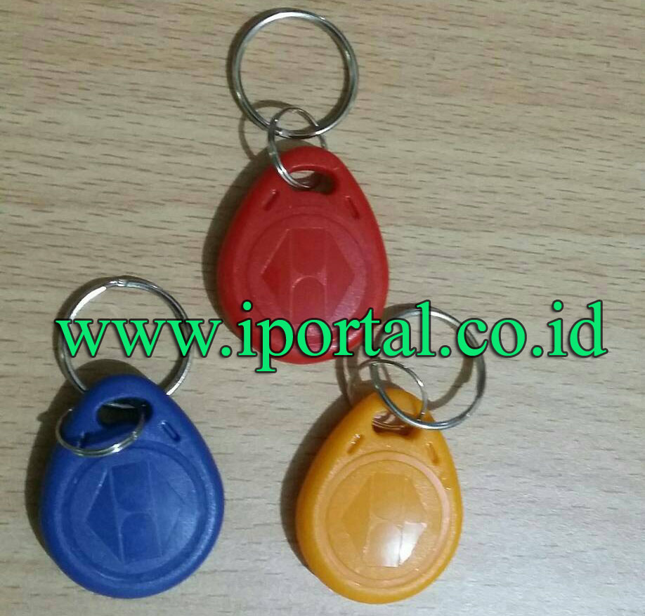 Rfid Tags Keychain Gantungan Kunci Iportal Security Systems Kontak Tag 082233369400