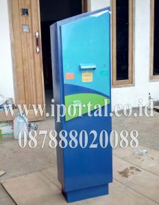 box dispenser parkir